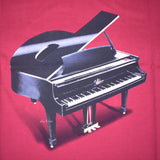 Palace - P-Logo Grand Piano T-Shirt (Red)