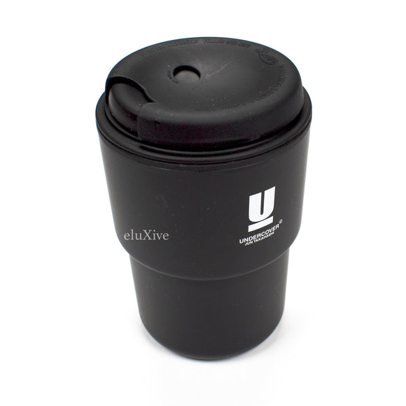 Undercover - Logo Print Travel Mug (Black)