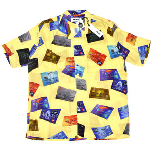 Palace - Contactless Credit Card Club Shirt (Yellow)