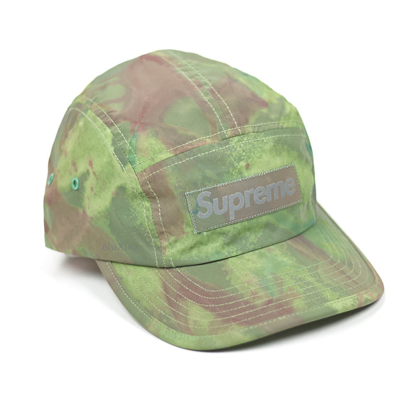 Supreme - Reflective Dyed Box Logo Hat (Green)