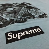 Supreme - M.C. Escher Box Logo Collage T-Shirt