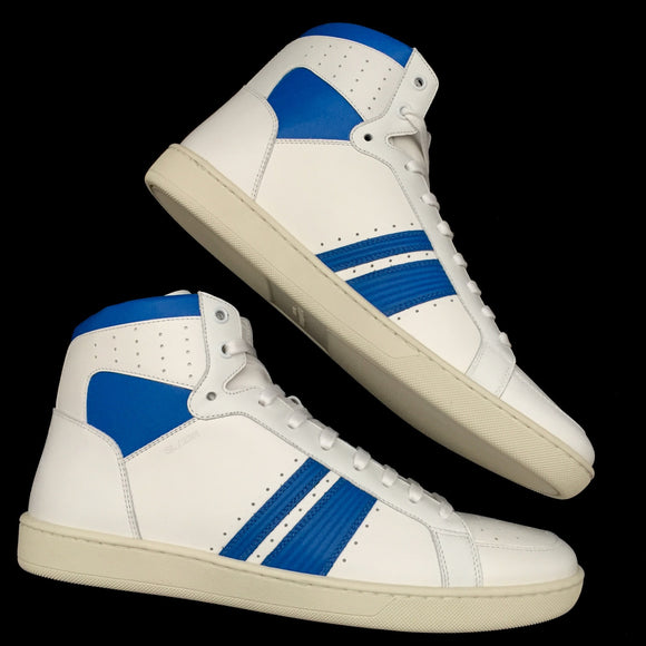Saint Laurent Paris - SL / 23H High Top Sneakers