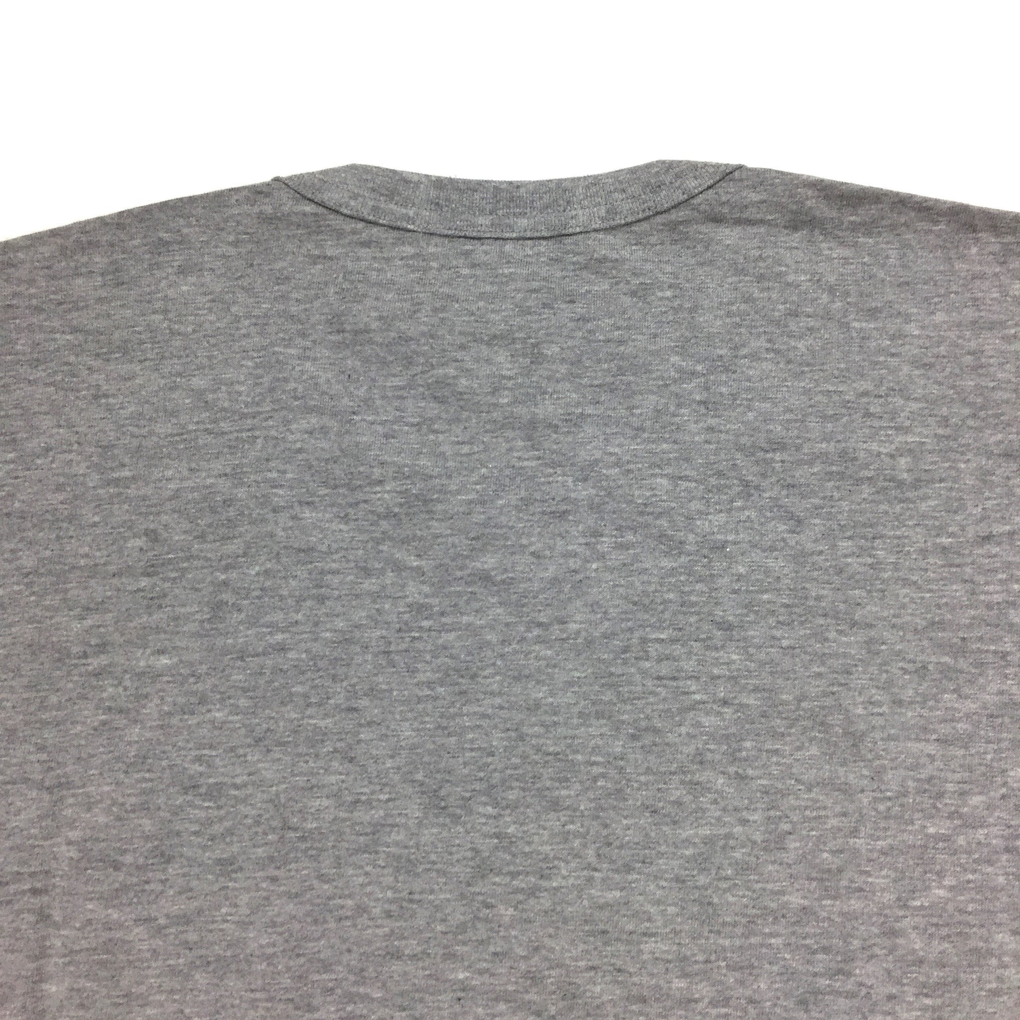Comme Des Garcons x THE MET - Gray Freedom Logo T-Shirt