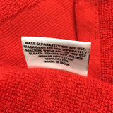 Supreme - Red Box Logo Hand Towel