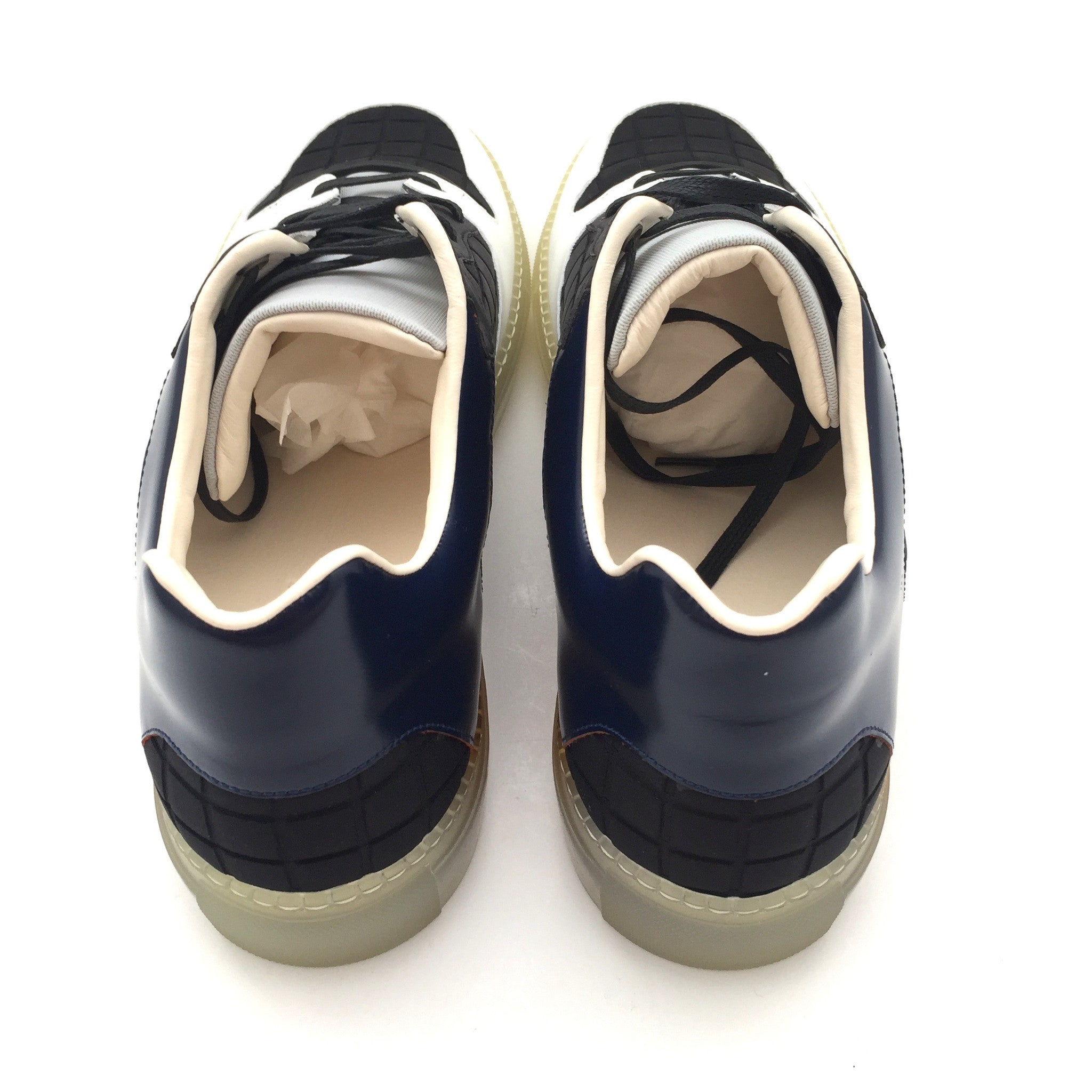 Balenciaga - Patchwork Low Top Sneakers