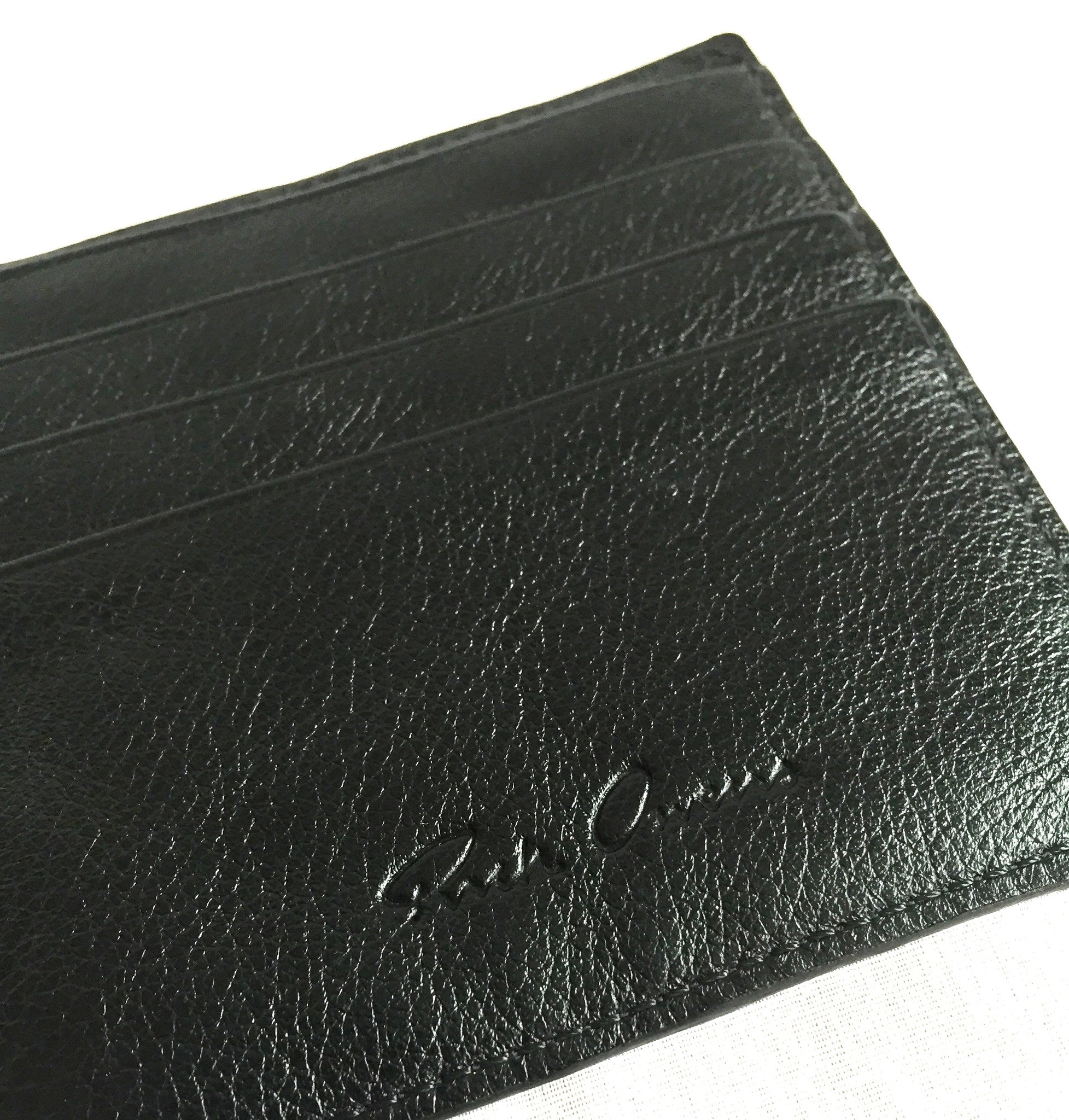 Rick Owens - Quilted Leather Card Case