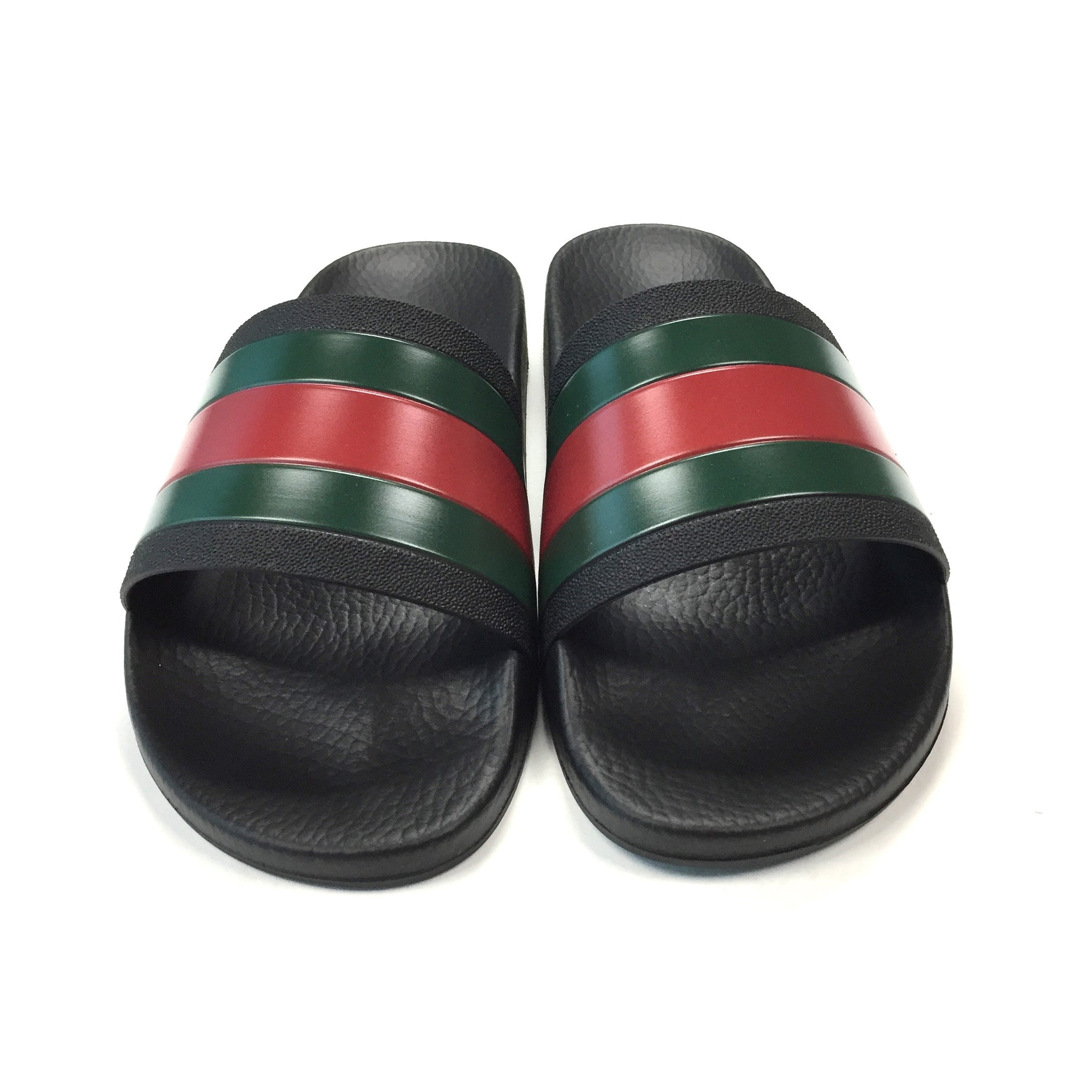Gucci - Pursuit '72 Rubber Slide Sandals