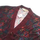 Marc Jacobs - Floral Print Wool Cardigan