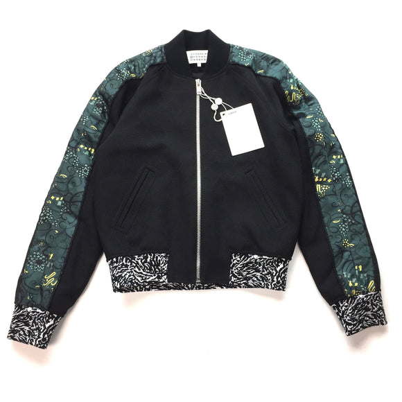 Maison Margiela - Deconstructed Wool Bomber Jacket
