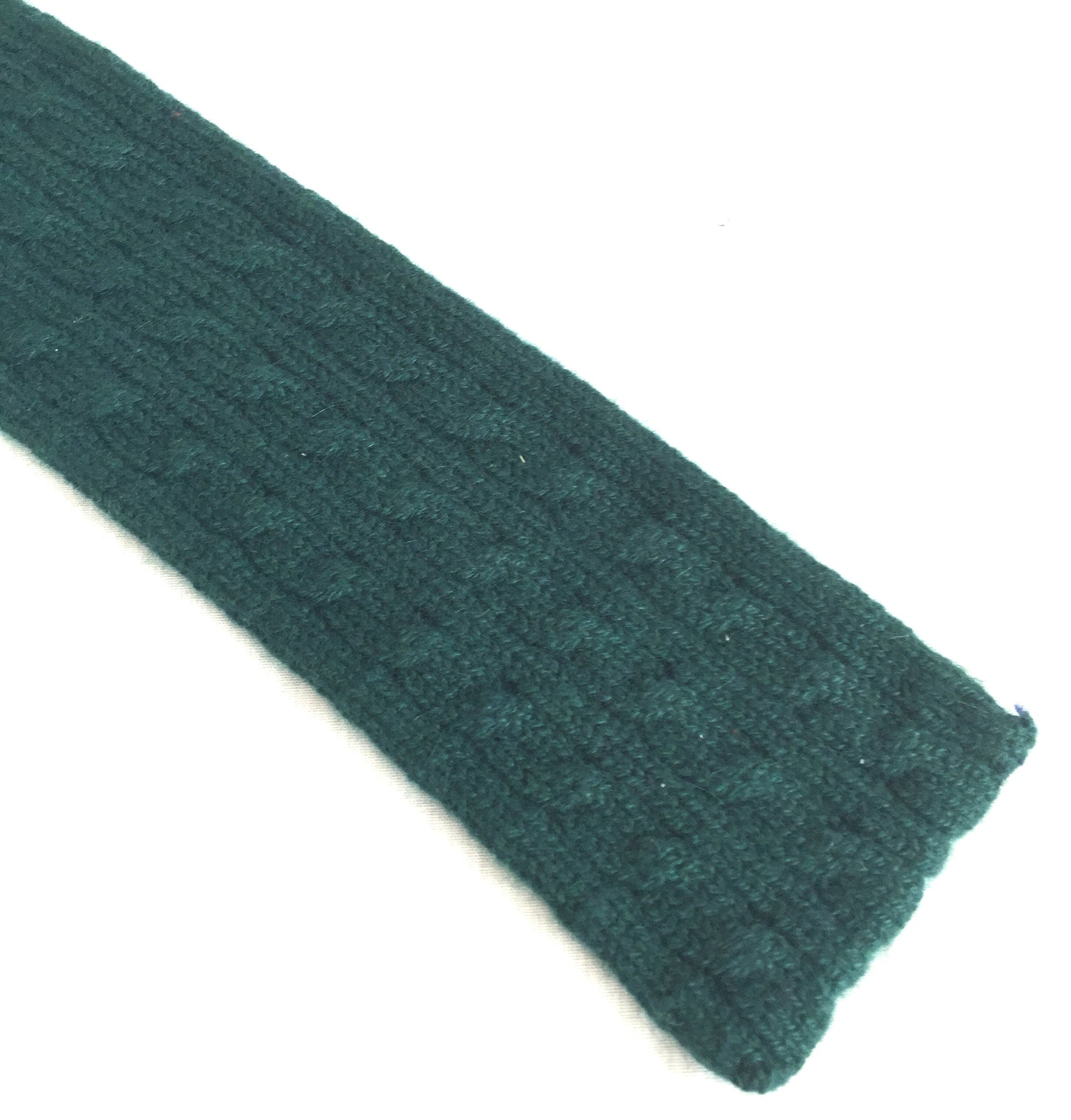 Polo Ralph Lauren - Green Pure Cashmere Knit Tie
