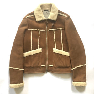 Tom Ford - Shearling Fur Aviator Coat