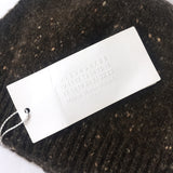 Maison Margiela - Brown Flecked Wool Beanie