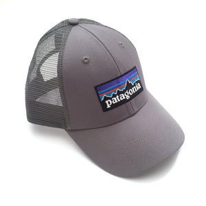 Patagonia - Feather Gray P6 Trucker Hat