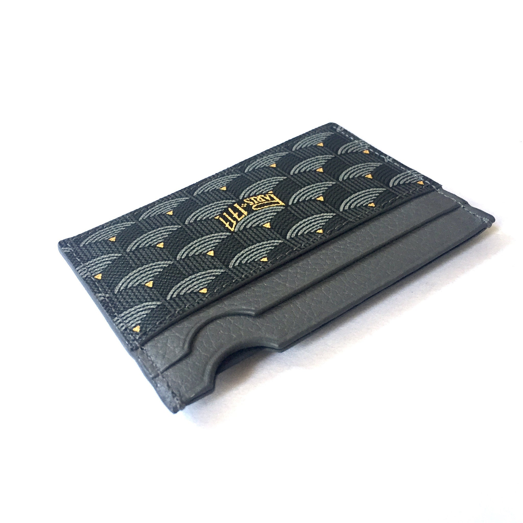 Faure Le Page - Steel Gray 4CC Card Holder