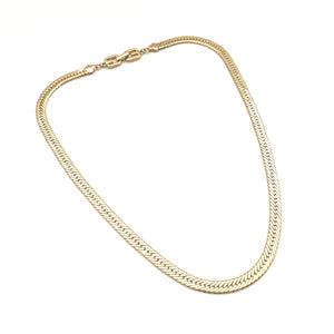 "Givenchy - 24.5"" Gold Chain Necklace"