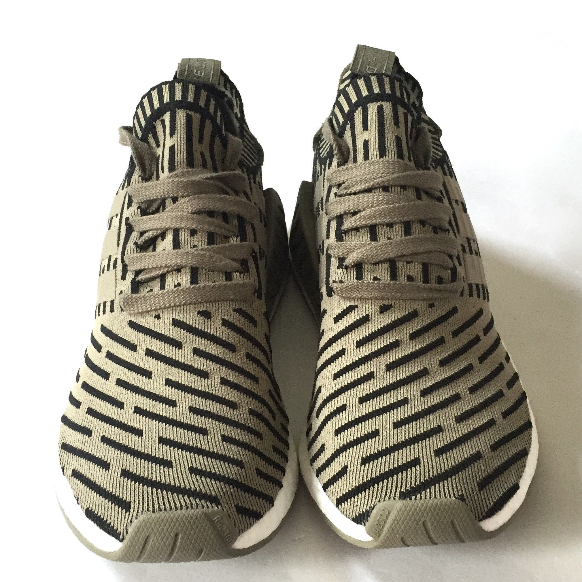 Adidas - NMD R2 PK Olive Green