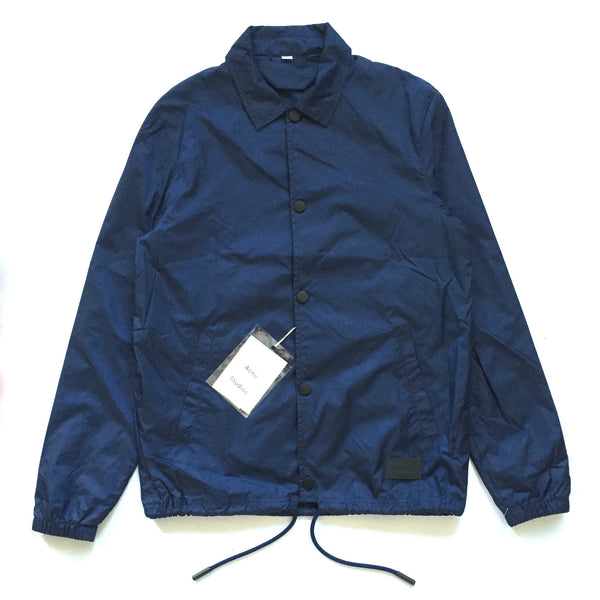 Acne Studios - Navy Tony Face Coach's Jacket