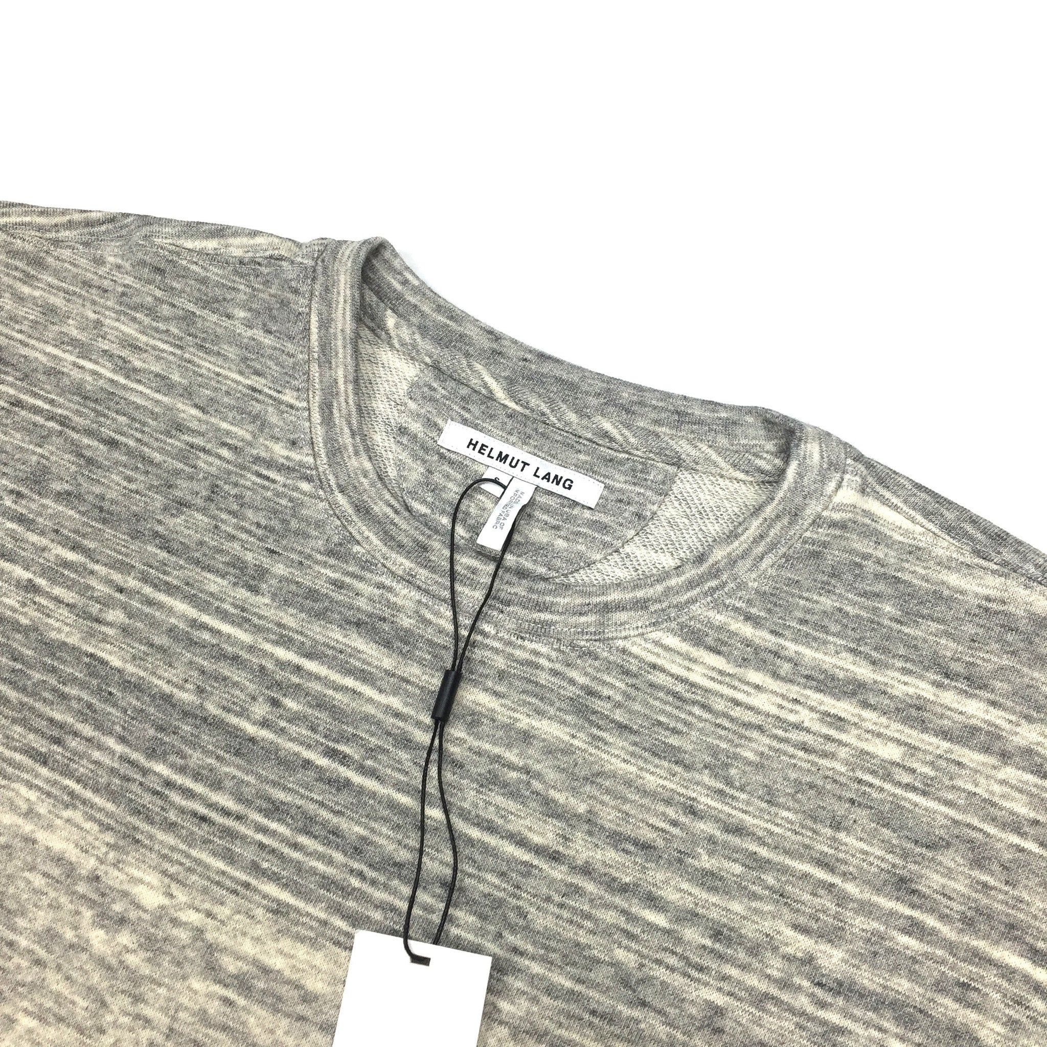 Helmut Lang - Gradient French Terry T-Shirt