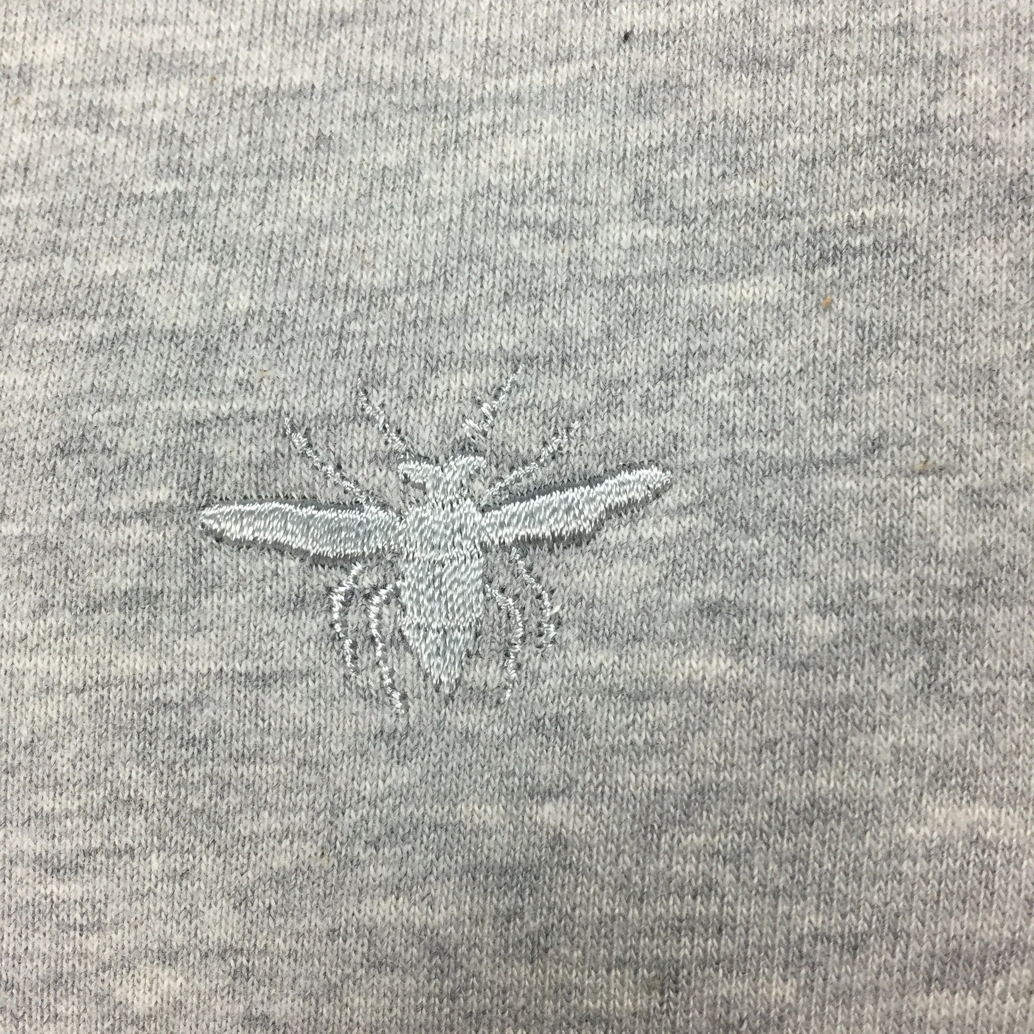Dior - Bee Embroidered Fleece Shorts
