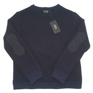 Lewis Chadha - Angora Wool Fleece Sweatshirt