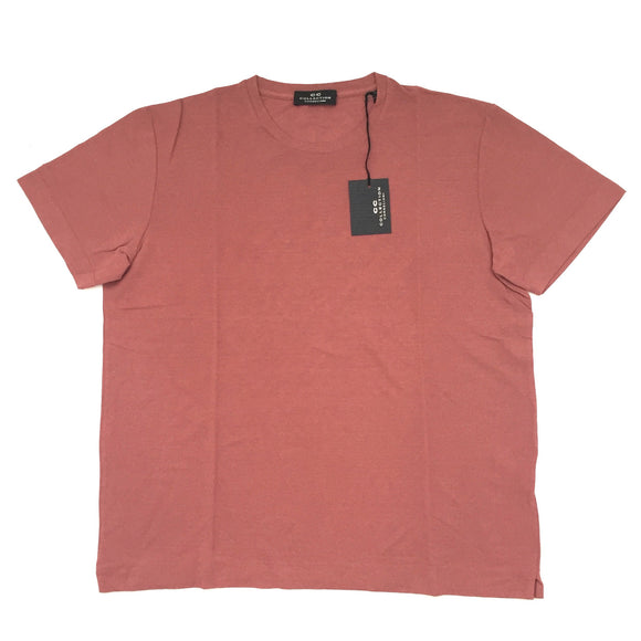 Corneliani - Salmon Crewneck T-Shirt