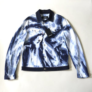 Dsquared2 - Bleached Denim Trucker Jacket