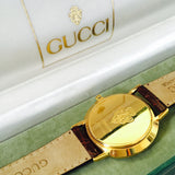 Gucci - Men's 3000M Gold Watch
