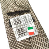 Corneliani - Brown Woven Silk Tie