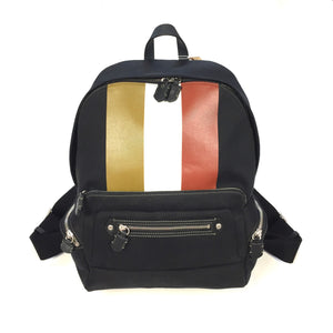 Ghurka - Web Stripe Weston II Backpack