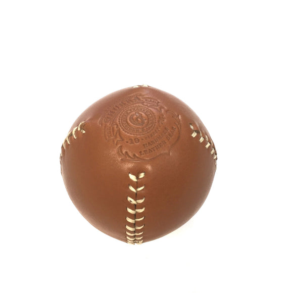 Ghurka - Chestnut Leather Baseball No. 218