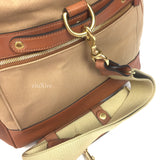 Ghurka - Leather & Canvas Canter No. 284 Bag