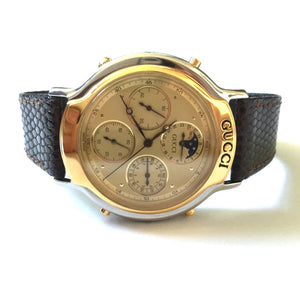 Gucci - 8300 Moon Phase Chronograph Watch