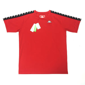 Gosha Rubchinskiy x Kappa - Red Logo Embroidered T-Shirt
