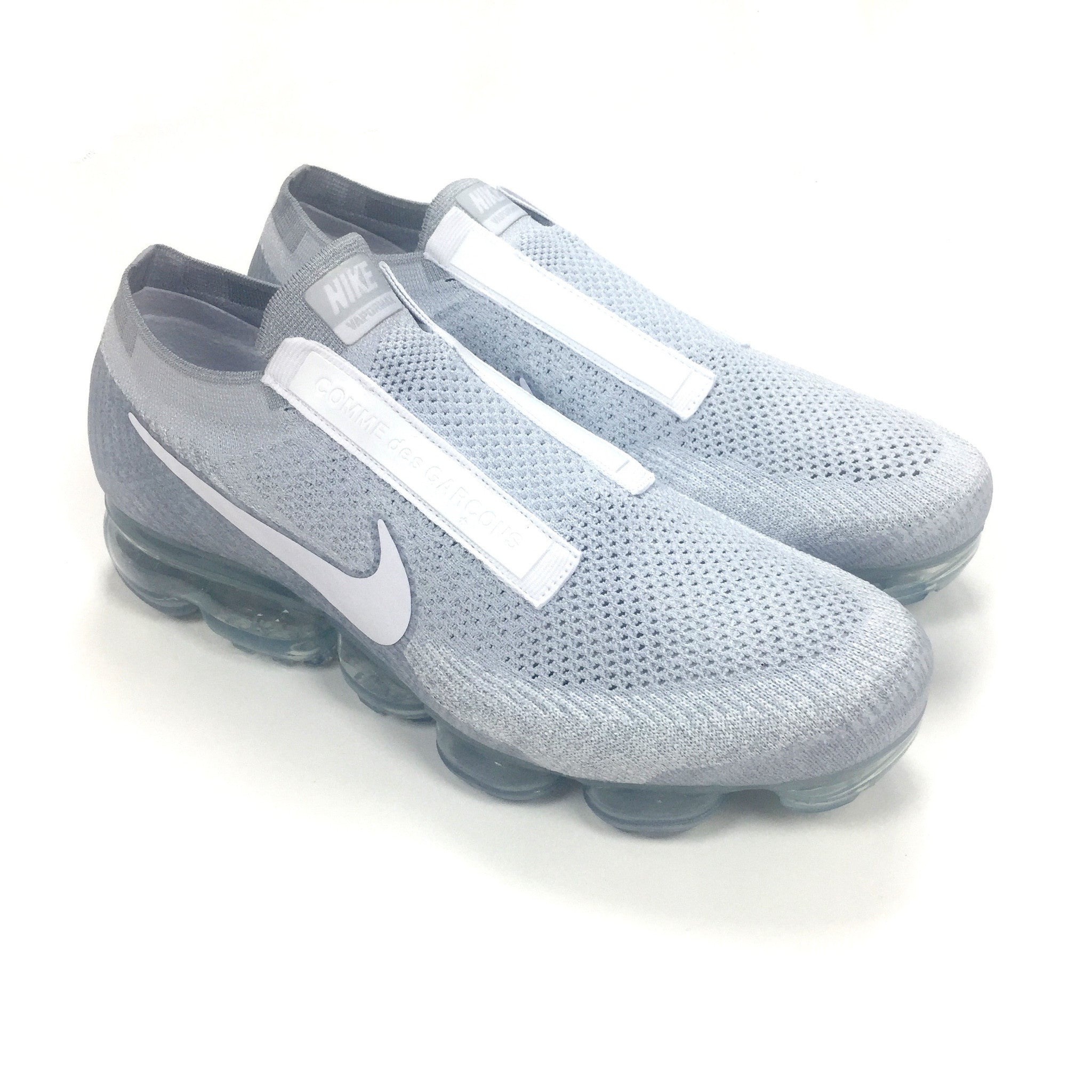 info for 8f852 c1b0a Comme des Garcons x Nike - White Air Vapormax FK CDG ...