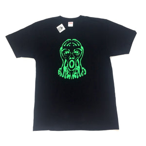Supreme - Black Scream T-Shirt