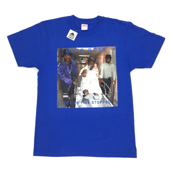 Supreme x Rap-A-Lot - Royal Blue Geto Boys T-Shirt