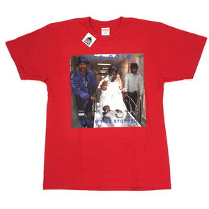 Supreme x Rap-A-Lot - Red Geto Boys T-Shirt