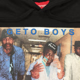 Supreme x Rap-A-Lot - Black Geto Boys Hoodie