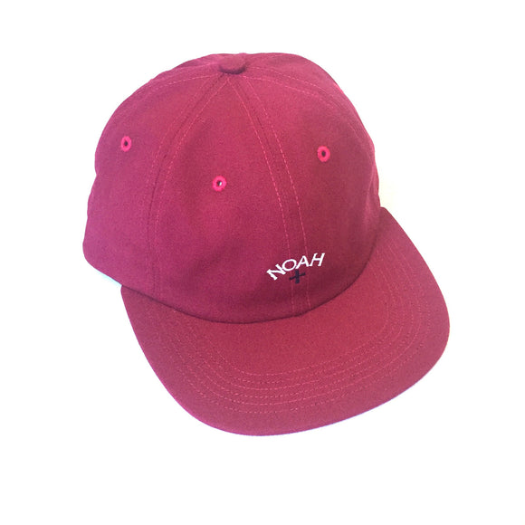 Noah - Rasberry Pink Core Logo Hat