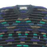Yves Saint Laurent - 70's Tricot Knit Sweater