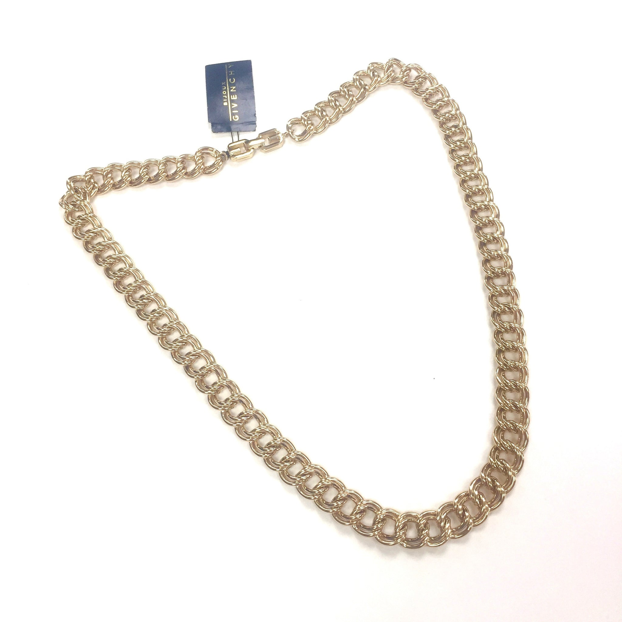 "Givenchy - 30.5"" Gold Chain Necklace"