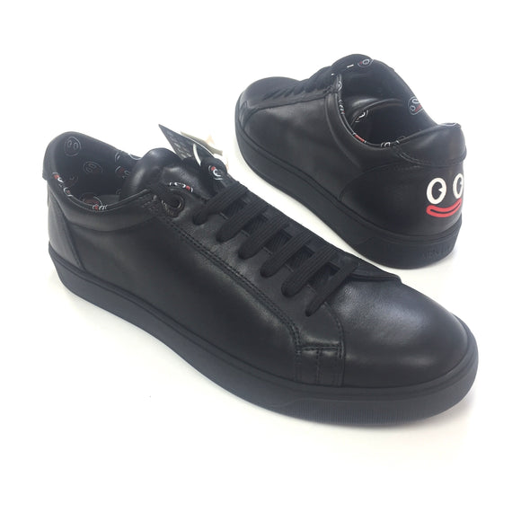 Moncler x Friends with You - Leather 'Malfi' Sneakers