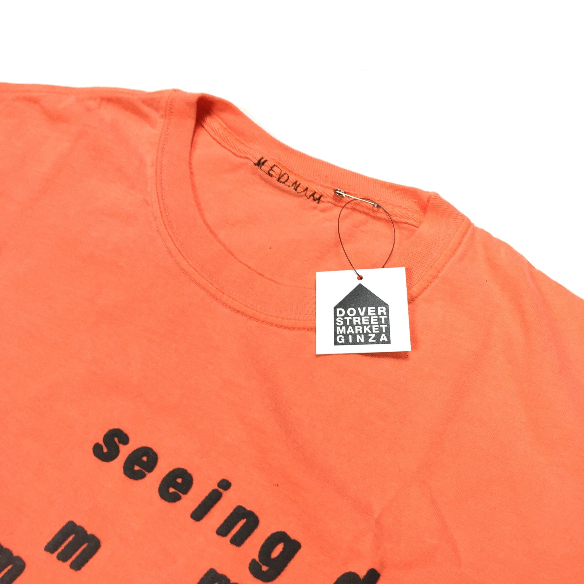 Cactus Plant Flea Market x DSM Ginza - 'Seeing Double' T-Shirt