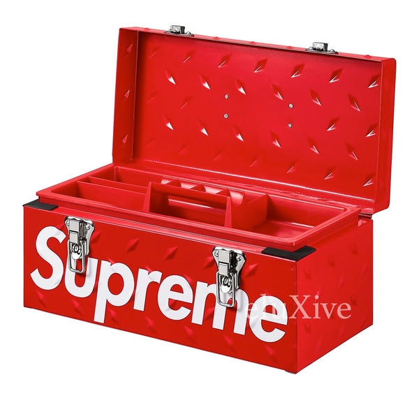 Supreme - Red Box Logo Tool Box