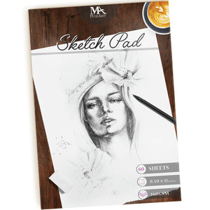 Sketch Pad - 60 Pages, 160 GSM