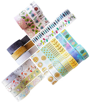Washi Tape - Essential Set