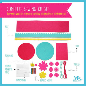 Jewelry Sewing Kit