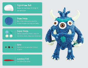 Monster Modeling Set
