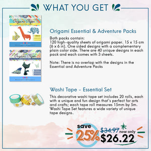 Paper Crafts Bundle