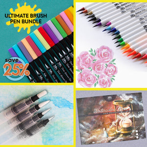 Ultimate Brush Pen Bundle